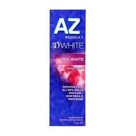 AZ Dentifricio 3D ultra white ml. 75