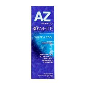 AZ Dentifricio 3D white cool ml. 75
