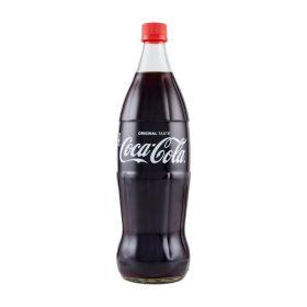 Coca cola Bottiglia in vetro lt. 1