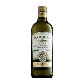 Barbera Olio extravergine di oliva filtrato lt. 1