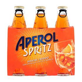 Campari Aperol spritz cl. 17,5 x 3