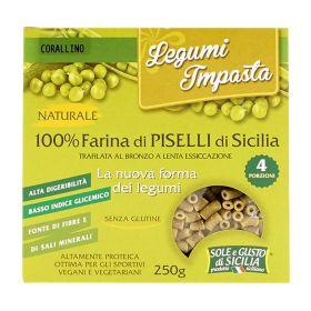 Legumi Impasta Corallini di piselli gr. 250