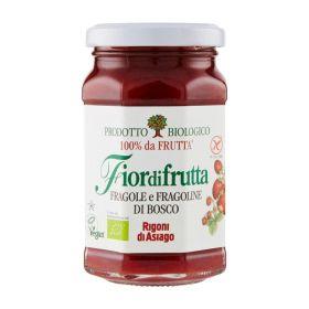 Rigoni Confettura di fragoline Bio gr. 260