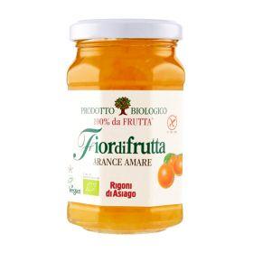 Rigoni Confettura di arancia amara Bio gr. 250