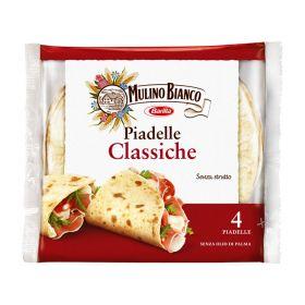 Mulino Bianco Piadelle x 4 classiche gr. 300 expo 48 pz