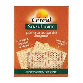 Céréal Senza lievito pane integrale gr. 180