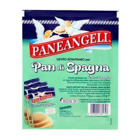 Pane Angeli Lievito istantaneo per pan di spagna gr. 11 x 3