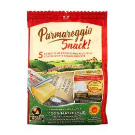 Parmareggio Parmigiano Reggiano snack gr. 20 x 5