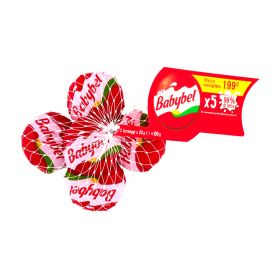 Babybel Formaggino mini rosso  gr. 20 x 5