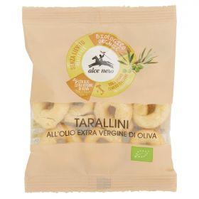 Alce Nero Tarallini all'olio EVO Bio gr. 40