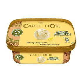 Algida Carte D'or sorbetto al limone. gr380