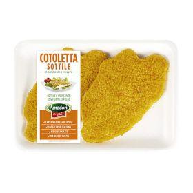 Amadori Cotolette sottili di pollo gr. 300