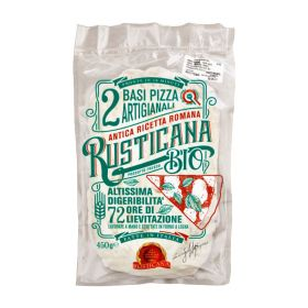 La Spiga Food Base rusticana bio per pizza gr.225x2