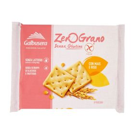 Galbusera Zero grano cracker gr. 320