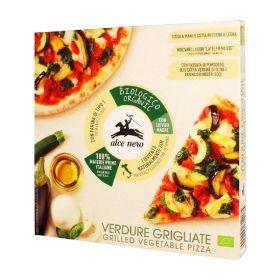 Alce Nero Pizza con verdure grigliate surgelata Bio gr. 408