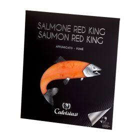 Calvisius Salmone affumicato red king gr. 90