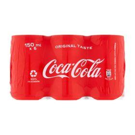 Coca cola Mini lattina cl. 15 x 6