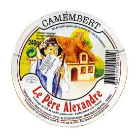 Le pere Alexandre Formaggio camembert gr. 240