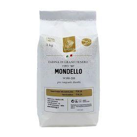 Riggi Farina di grano tenero tipo 00 Mondello kg. 1