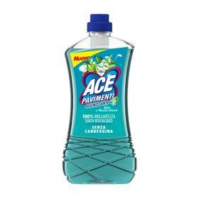 Ace Detersivo pavimenti igienizzante talco lt. 1