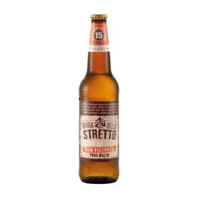 Birra dello stretto Birra non filtrata cl. 50