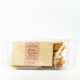 Le Eccellenze di Prezzemolo & Vitale Fette Tostate Miste Cereali gr. 300