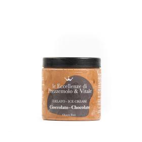 le eccellenze di prezzemolo e vitale gelato cioccolato gr. 350