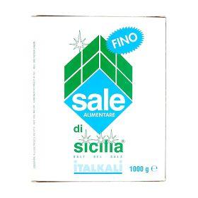 Italkali Sale fino naturale astuccio  kg. 1