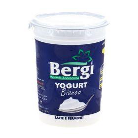 Bergi Yogurt bianco gr.500