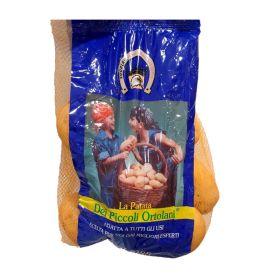 I piccoli ortolani  Patate ortolane sacco kg. 2