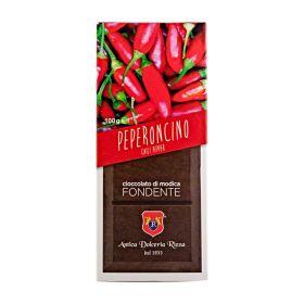 Dolceria Rizza Cioccolato di Modica peperoncino gr. 100