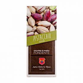 Dolceria Rizza Cioccolato di Modica pistacchio gr. 100