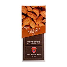 Dolceria Rizza Cioccolato di Modica mandorla gr. 100