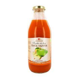 Brezzo Frutta da bere mela e carote ml. 750