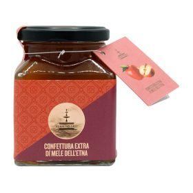 Fiasconaro Confettura extra di mele dell'Etna gr. 360
