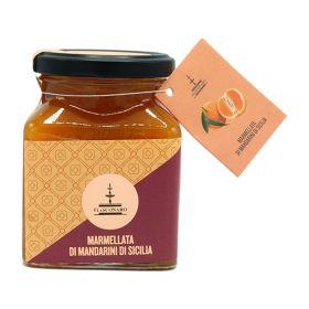 Fiasconaro Marmellata di mandarini di Sicilia  gr. 360