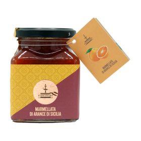 Fiasconaro Marmellata di arance di Sicilia gr. 360
