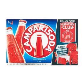 Campari Soda vap cl. 10 x 5