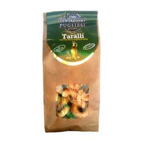 Tentazioni Pugliesi Taralli olio d'oliva  gr. 250