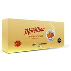 Morettino  Caffè qualità espresso macinato gr.250x4