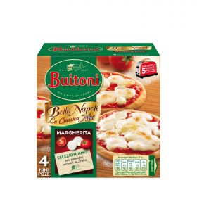 Buitoni Mini pizza Bella Napoli gr. 300