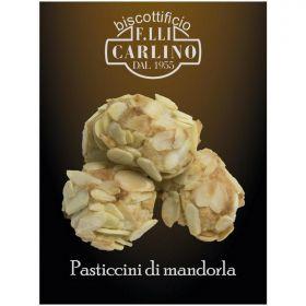 Fratelli Carlino Pasticcini di mandorla gr. 250