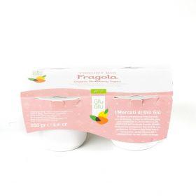 Giù Giù Yogurt alla Fragola Bio gr.125x2