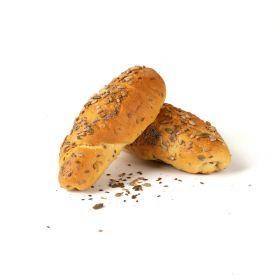 Le selezioni P&V Porzio pane nero rimacinato semi bio