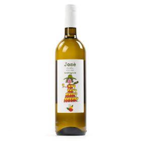 giù giù vino bianco grillo sicilia siciliano doc biologico bio josè cl 75 prezzemolo e vitale
