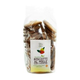 Giù Giù Biscotti integrali al miele gr. 250