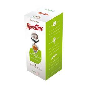 Morettino  Cialde bio Mediterraneo x 18