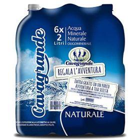 Cavagrande Acqua naturale lt.2x6