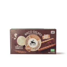 Alce Nero Bisco gelato cioccolato gr.160