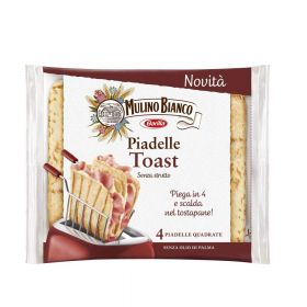 Mulino Bianco Piadelle Toast x 4 gr.240